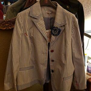 Joe brown's blazer